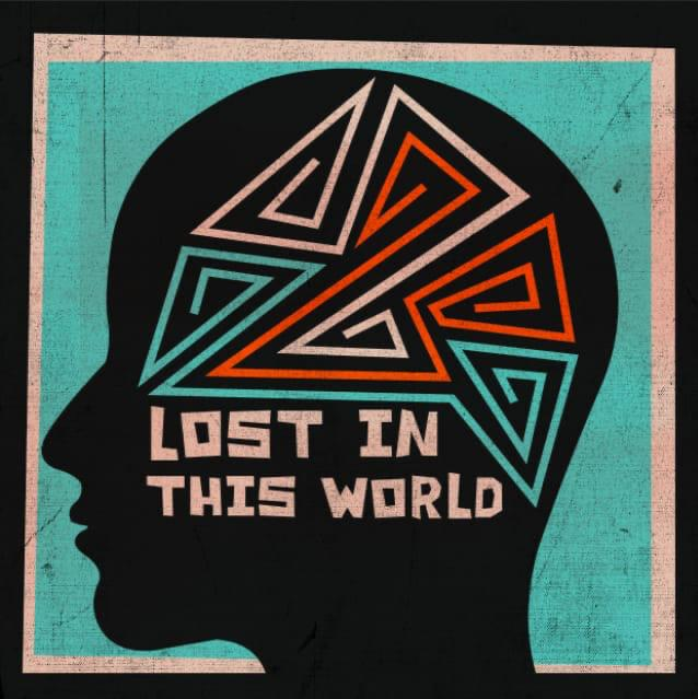 MELLOR 'LOST IN THIS WORLD'